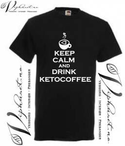 Bilde av Keep calm ketocoffee