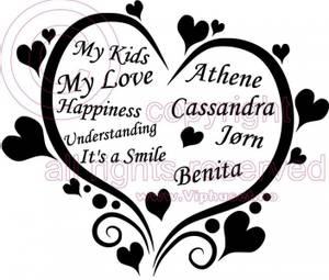 Bilde av My kids , my love