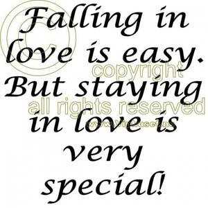 Bilde av Falling in love