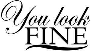 Bilde av You look so fine