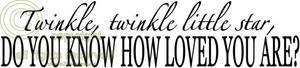 Bilde av Twinkle loved
