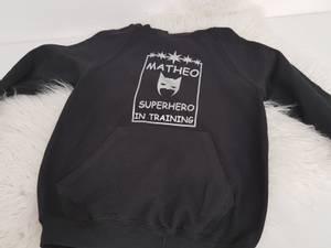 Bilde av Superhero in training med