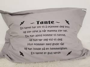 Bilde av Putetrekk - Tante