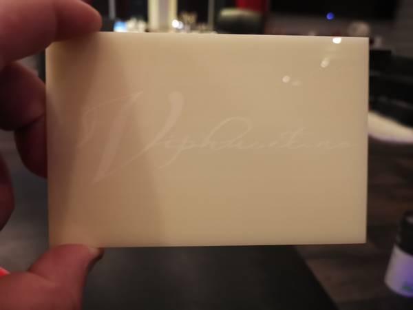 Isskrape 3mm