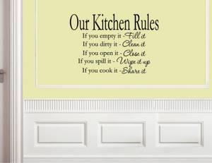 Bilde av Our kitchen rules
