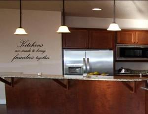 Bilde av Kitchens are made to bring
