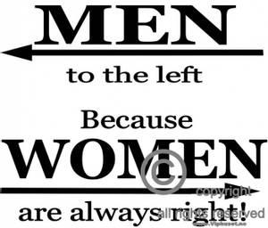 Bilde av Men to the left