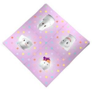 Bilde av Tassen serviett 25x25cm