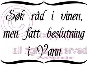 Bilde av Søk råd i vinen