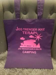 Bilde av Bag - Terapi camping (bobil)