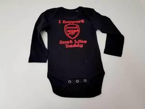 Bilde av I support Arsenal 0-2 år