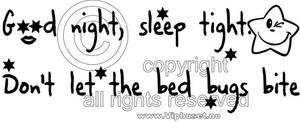 Bilde av Goodnight sleep