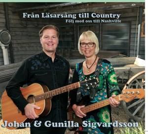 Bilde av 2 stk Ny CD Från Läsarsång till Country
