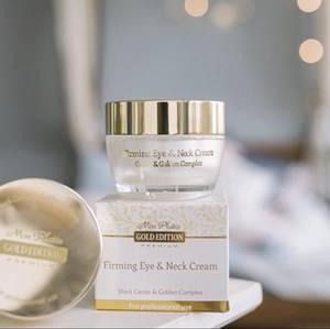 Bilde av Gold Edition Firming Eye and Neck Cream GE04