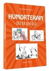 Bilde av HUMORTERAPI – DET ER LOV Å LE