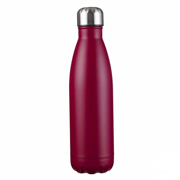 Vannflaske - Choose Joy (Mørk rosa) FLS003