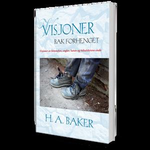 Bilde av Visjonen bak forhenget av  H.A. Baker