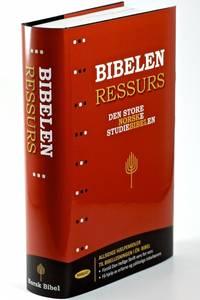 Bilde av Bibelen Ressurs - Den store norske studiebibelen