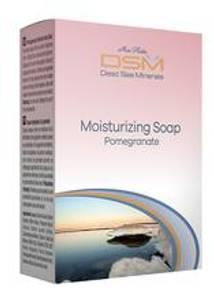 Bilde av Såpestykke med granateple (moisturizing soap w/ pomegranate) DSM201