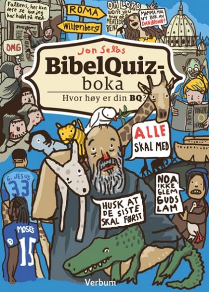 BibelQuiz-boka II