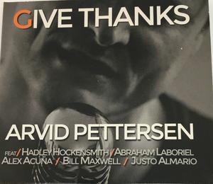 Bilde av CD Give thanks  av Arvid Pettersen