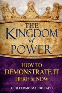 Bilde av The Kingdom of power (BOK) av Guillermo Maldonado; Kode: 1204