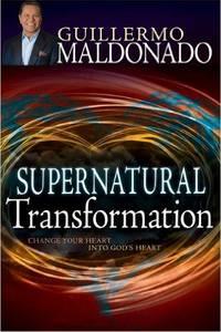 Bilde av Supernatural Transformation (BOK) av Guillermo Maldonado; Kode: 1206