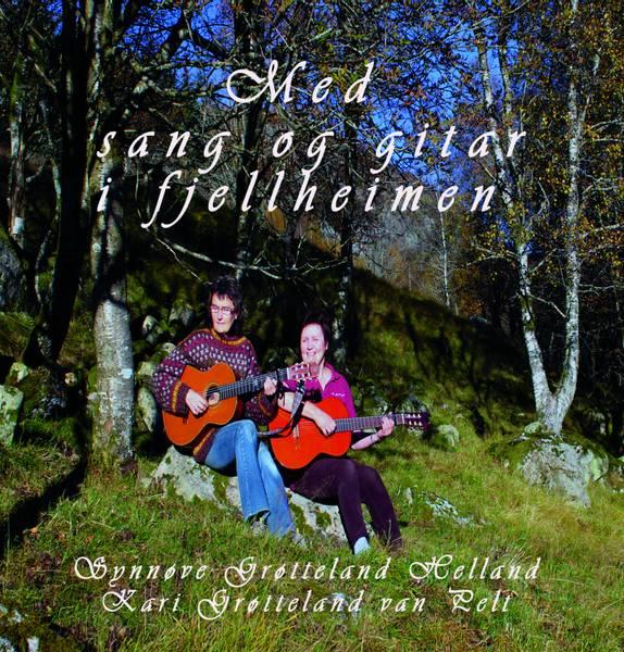 CD Med sang og gitar i Fjellheimen av søstrene Grøtteland