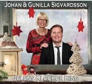 Bilde av CD 2 st. Julens klockor ring og Det stod en blomma av Johan og Gunilla Sigvardsson