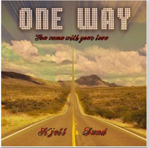 Bilde av One Way (cd) av KJell Sund
