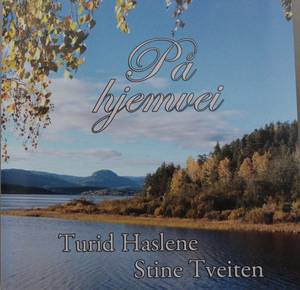 Bilde av På hjemvei CD av Turid Haslene