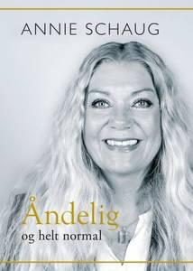 Bilde av Åndelig og helt normal (Bok) av Annie Schaug; Kode: 1010
