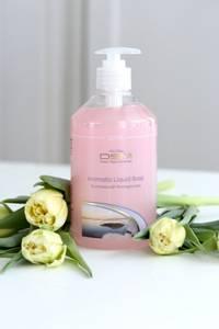 Bilde av Hånd- og kroppssåpe med granateple (Aromatic liquid soap Pomegranate) DSM235