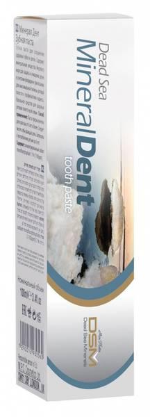 Tannkrem (Mineral Dent Tooth Paste) MD01