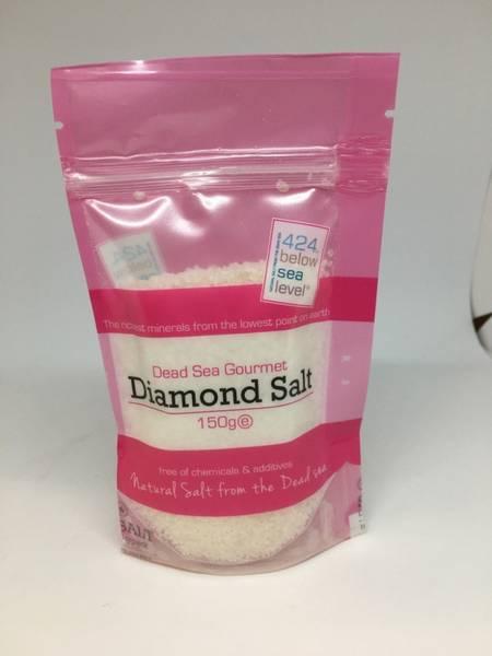 DIAMOND GROVT SALT 150 gram