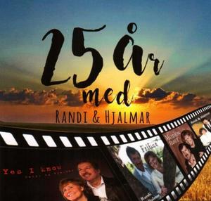 Bilde av Randi & Hjalmar CD -  25 år med Randi&Hjalmar
