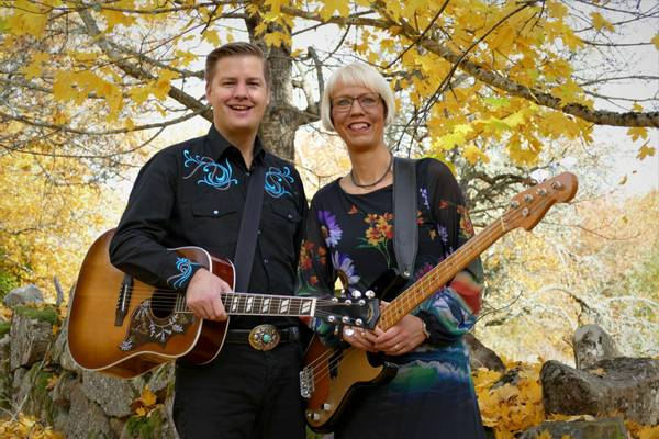 CD: Solsken i mitt hjärta av Gunilla & Johan Sigvardsson