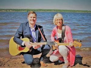 Bilde av CD Det stod en blomma av Johan og Gunilla Sigvardsson
