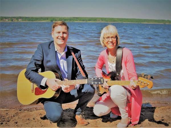 CD Det stod en blomma av Johan og Gunilla Sigvardsson