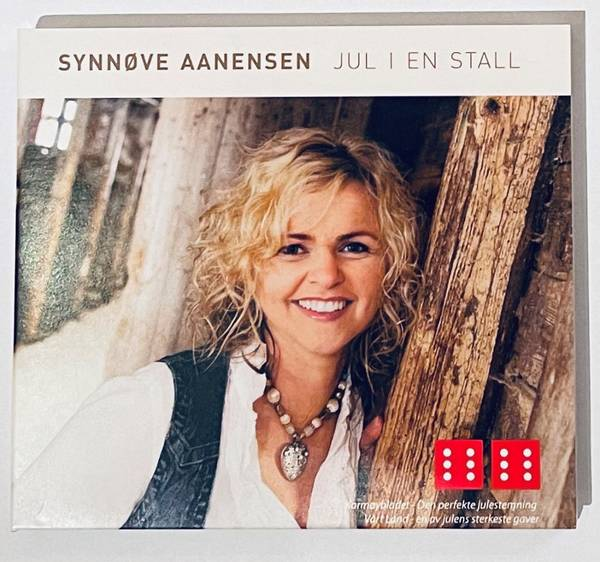 2 CD Noel o Jul i en stall av Synnøve Aanensen
