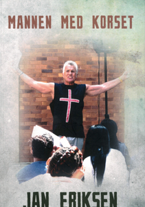 Bilde av Mannen med korset.     av Jan Eriksen