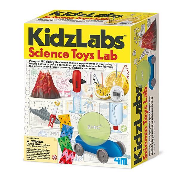 Bilde av Science toys lab