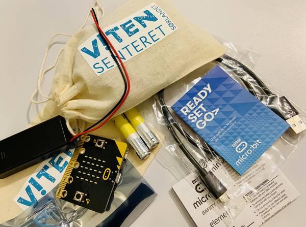 Bilde av MicroBit Starter Kit