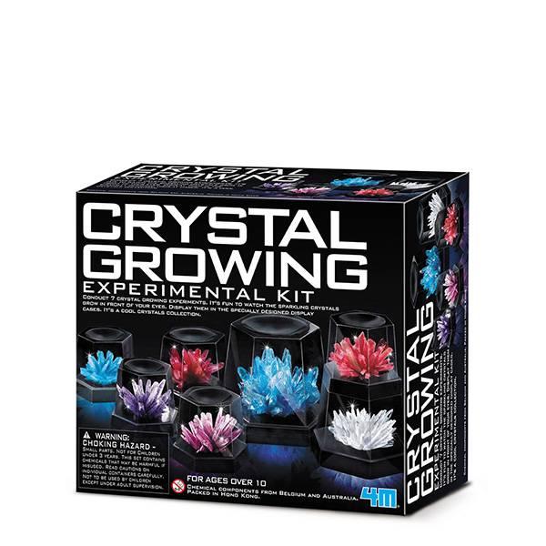 Bilde av Crystal growing experimental