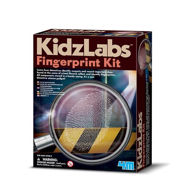 Bilde av Fingerprint kit