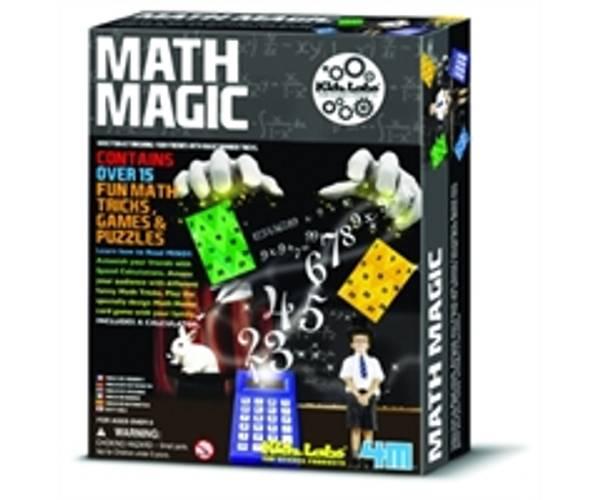 Bilde av Math magic