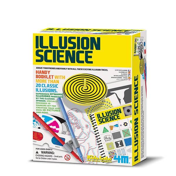 Bilde av Illusion science