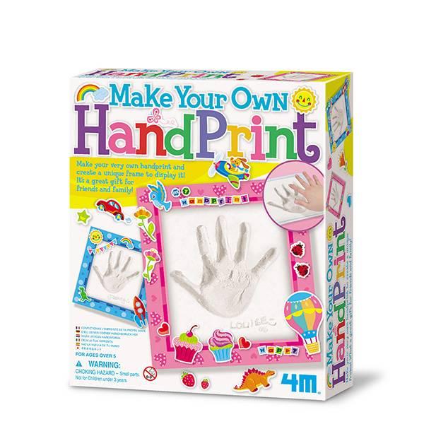 Bilde av Make your own handprint