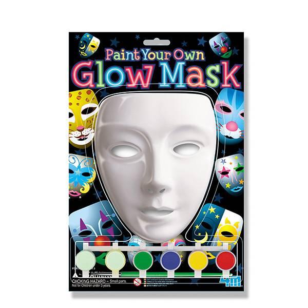 Bilde av Paint your own glow mask