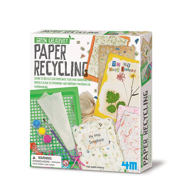 Bilde av Paper recycling